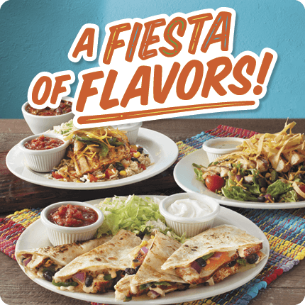 A Fiesta Of Flavors
