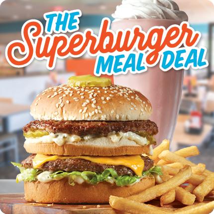 Superburger Meal Deal