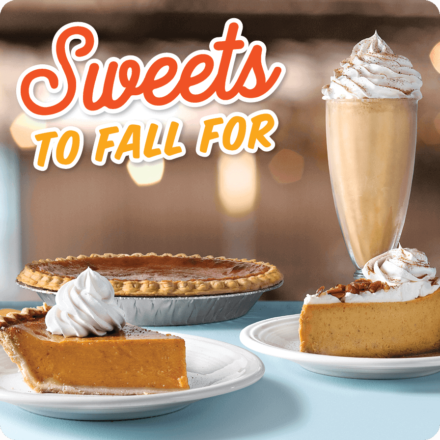 Sweets to Fall For